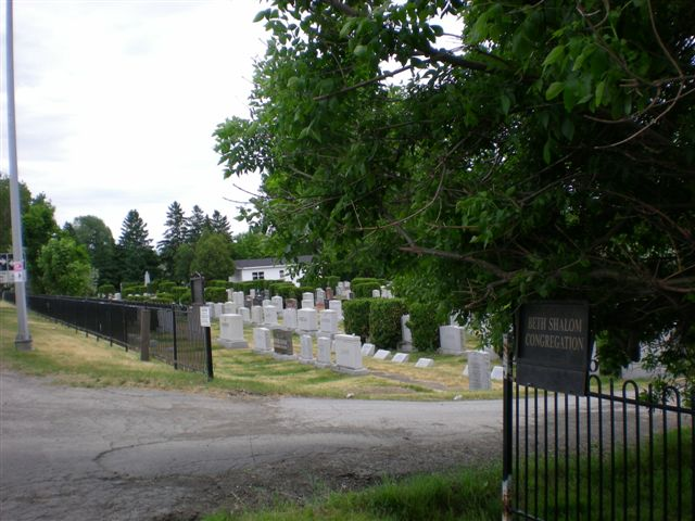 BANK STREET JEWISH CEMETERY, OTTAWA, ONTARIO, CANADA-THE OLDER OF THE 2 JEWISH CEMETERIES IN THE CITY.jpg