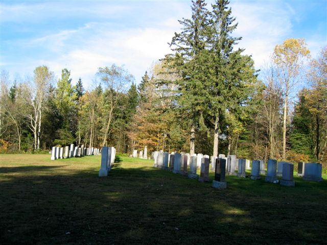 STE-SOPHIE-SHOWING CEMETERY ROWS-SMALLER CEMETERY-1.JPG