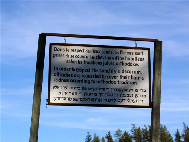 STE-SOPHIE-SIGN AT ENTRANCE TO LARGE AND SMALL CEMETERIES-1.JPG