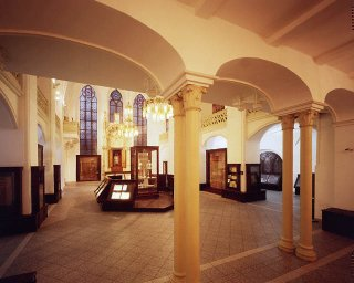 PRAGUE- MAISEL SYNAGOGUE - INSIDE.jpg