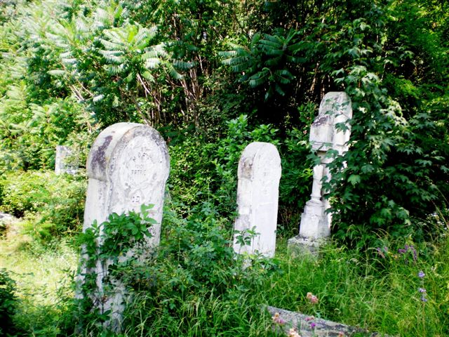2012-JUL-ROMANIA-PIATRA NEAMT-JEWISH CEMETERY-NOW IN USE-UPPER SECTION (02).jpg