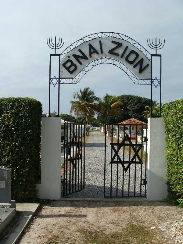 KEY WEST, FLORIDA, USA - B'NAI ZION CEMETERY.JPG